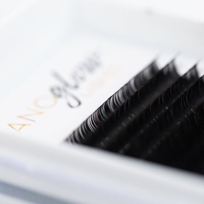 Mixed Length Volume Eyelash Extensions (D0.07*Mix) - NanoGlow Academy