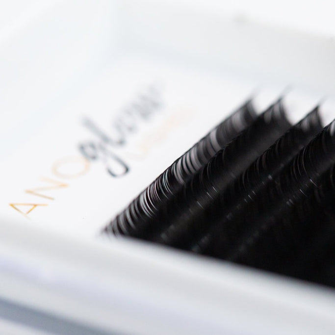 Mixed Length Classic Eyelash Extensions (D0.15*Mix) - NanoGlow Academy