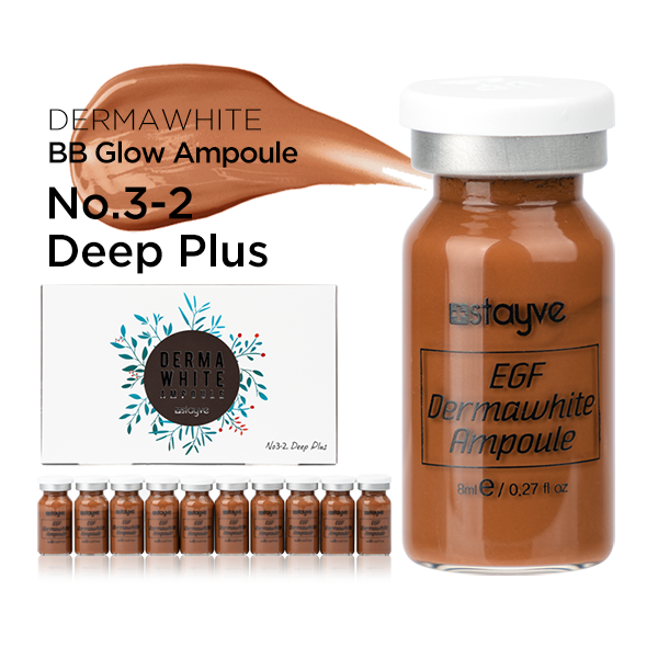 BB Glow Dermawhite No. 3-2 Deep Plus | Stayve - NanoGlow Academy