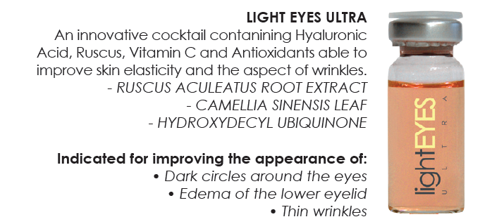Light Eyes Ultra Mesotherapy Serum (1 Vial 10ML) - NanoGlow Academy