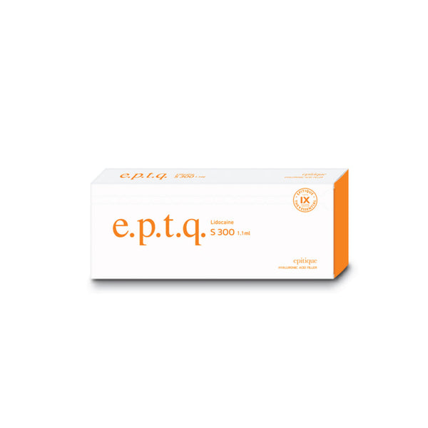E.P.T.Q Hyaluronic Filler CE (Orange/S300) 1.0mL - NanoGlow Academy