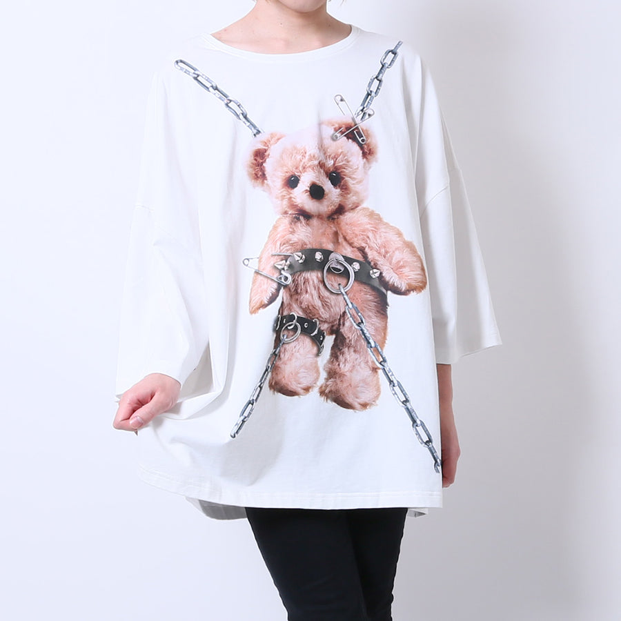 Tied Bear BIG Tシャツ