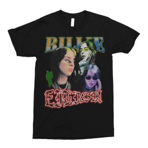Billie Eilish Vintage Bootleg Unisex T-Shirt - The Fresh Stuff US
