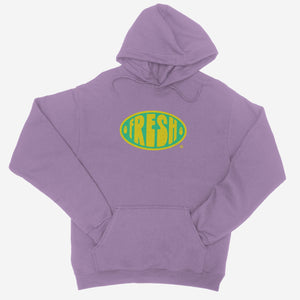 Fresh Squeeze Lilac Unisex Hoodie - The Fresh Stuff US