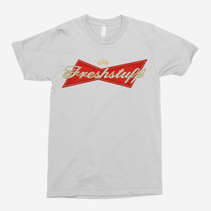 Fresh x Budwiser Unisex T-Shirt - The Fresh Stuff US