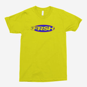 FRSH Racing Flames Unisex T-Shirt - The Fresh Stuff US