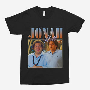 Jonah Hill Vintage Unisex T-Shirt - The Fresh Stuff US
