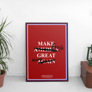 Make Fresh Great Always Poster - The Fresh Stuff US