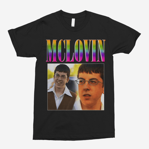 McLovin Vintage Unisex T-Shirt - The Fresh Stuff US
