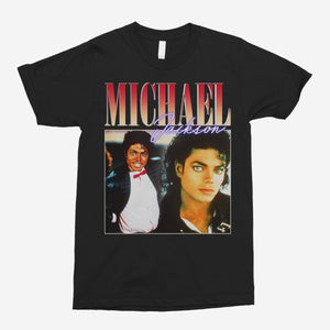 Michael Jackson Vintage Unisex T-Shirt - The Fresh Stuff US