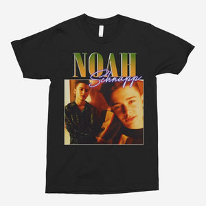 Noah Schnapp Vintage Unisex T-Shirt - The Fresh Stuff US