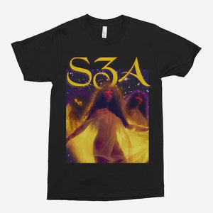 SZA Vintage Unisex T-Shirt - The Fresh Stuff US