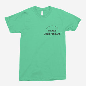 The 1975 - First Disobey (Notes On A Conditional Form) Unisex T-Shirt - The Fresh Stuff US