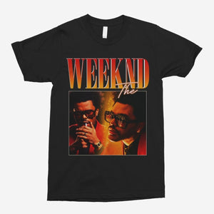 The Weeknd 2.0 Vintage Unisex T-Shirt - The Fresh Stuff US