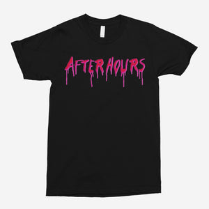 The Weeknd - After Hours Acid Drip Unisex T-Shirt - The Fresh Stuff US