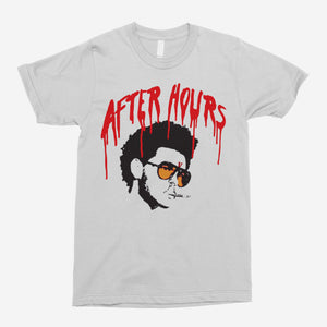 The Weeknd - After Hours Drip Unisex T-Shirt - The Fresh Stuff US