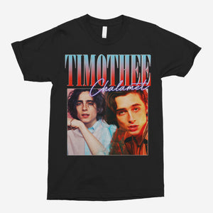Timothee Chalamet Vintage Unisex T-Shirt - The Fresh Stuff US