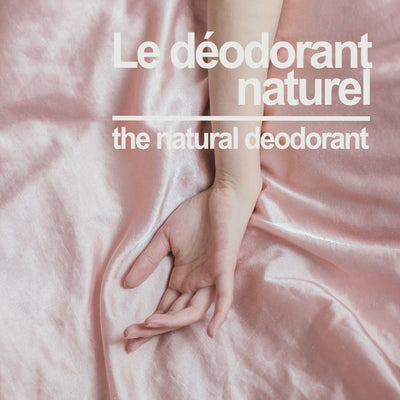 Le déodorant naturel