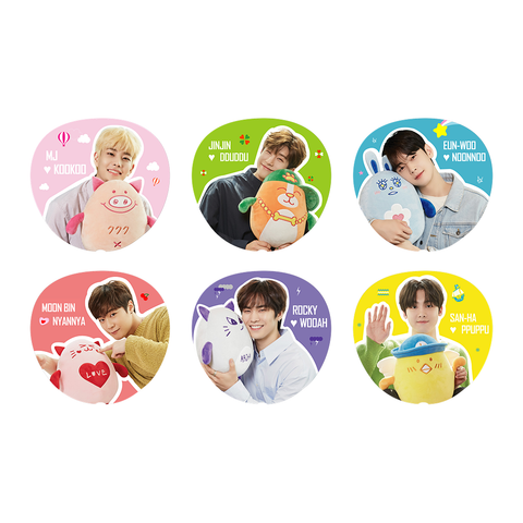 ASTRO×ROROHA うちわ ASTRO×ROROHA FAN  - OFFICIAL SHOP
