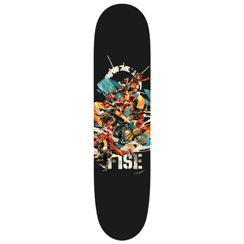 DRAGON76 COLLABORATION SKATEBOARD DECK - OFFICIAL SHOP