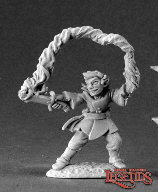 Reaper Miniatures Corim the Kestrel, Gnome Sorcerer (03433)