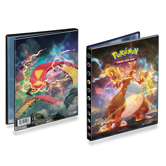 Ultra Pro 4pkt Binder Pokemon TCG Darkness Ablaze (15228)