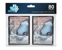 Star City Games Standard Card Game Sleeves 80ct Creature Collection Kraken