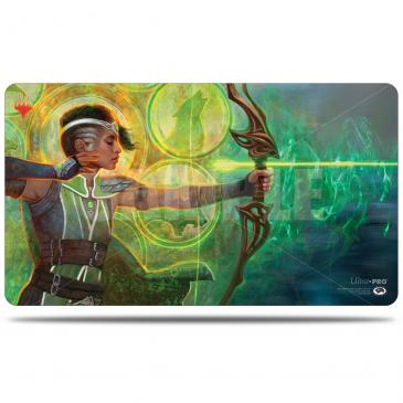 Ultra Pro Magic the Gathering War of the Spark V6 Vivien's Arkbow Playmat