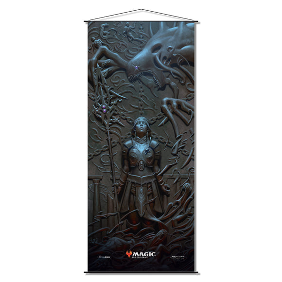 Magic the Gathering Wall Scroll Theros Beyond Death Elspeth's Nightmare (18237)