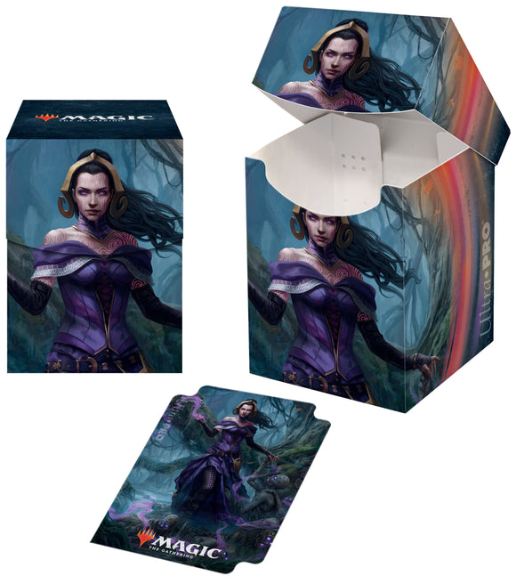 Ultra Pro Pro 100+ Deck Box Magic the Gathering Core Set 2021 Liliana (18367)