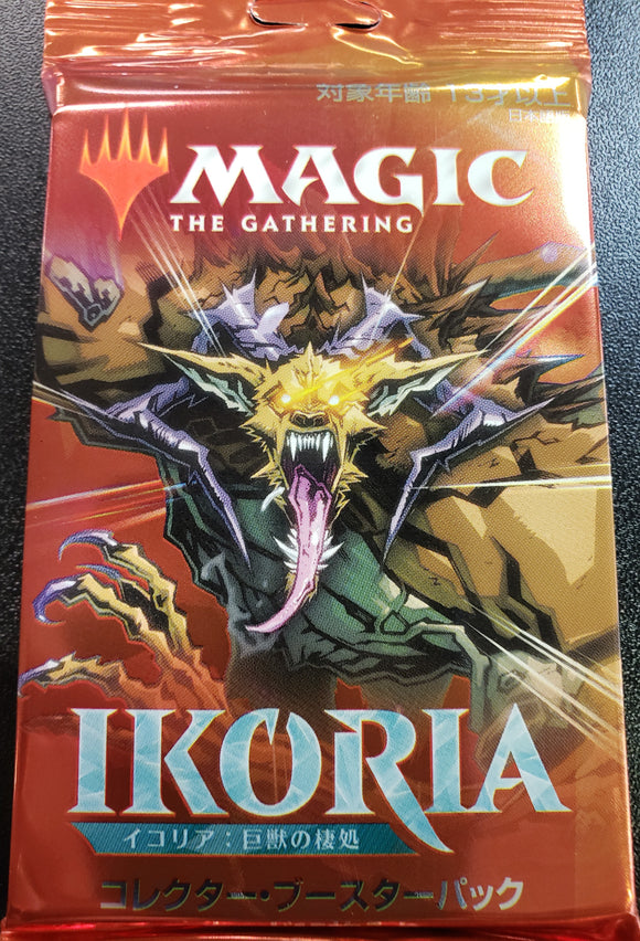 MTG: Ikoria Japanese Collector Booster