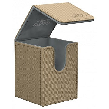 Ultimate Guard 100+ XenoSkin Flip Deck Box Sand (10392)
