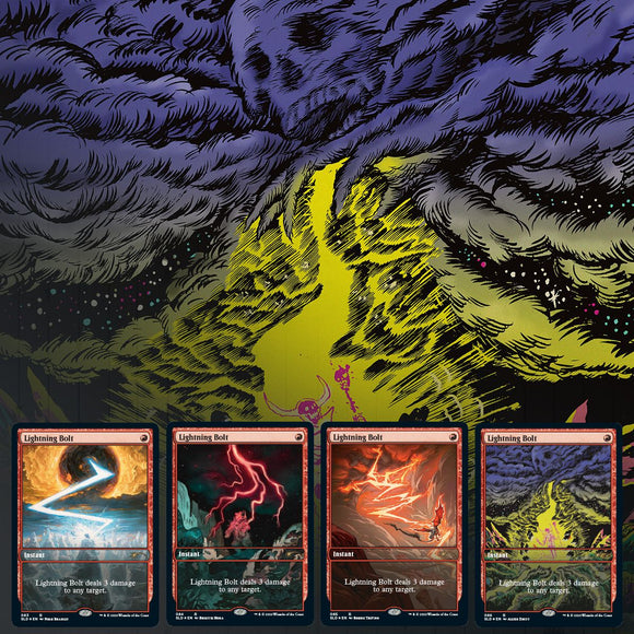 MTG: Secret Lair Drop: Mountain, GO