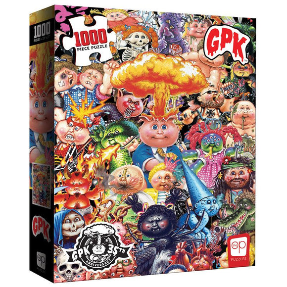 Garbage Pail Kids - Yuck 1000pc Puzzle