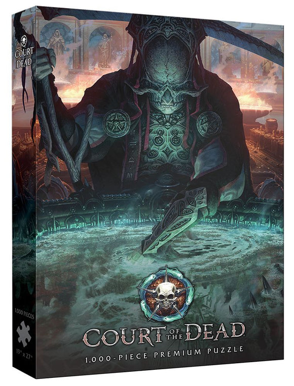 Court of the Dead - Dark Shepherds Reflection 1000pc Puzzle