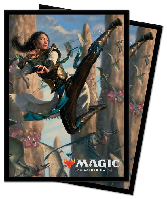 Ultra Pro Standard Card Game Sleeves 100ct Magic the Gathering Ikoria Narset of the Ancient Way (18304)