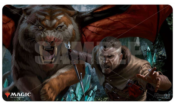 Ultra Pro Playmat Magic the Gathering Ikoria Go For Blood (18318)