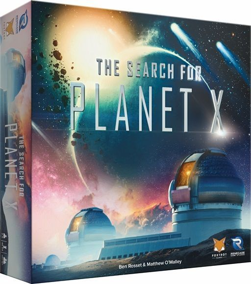 The Search for Planet X Deluxe
