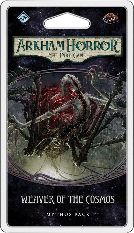 Arkham Horror: The Living Card Game - Weaver of the Cosmos