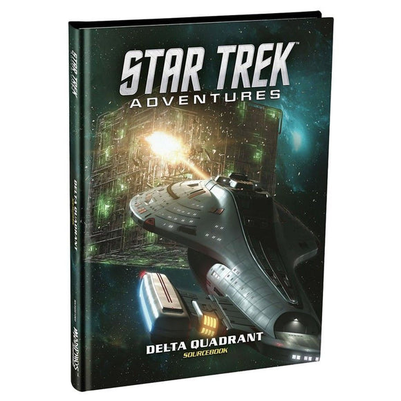 Star Trek Adventures RPG Delta Quadrant Sourcebook