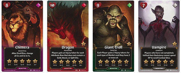 Roll Player: Lenticular Monster Cards upgrade
