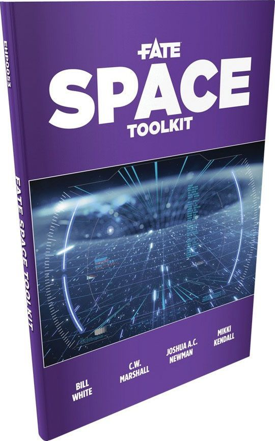 Fate RPG: Space Toolkit