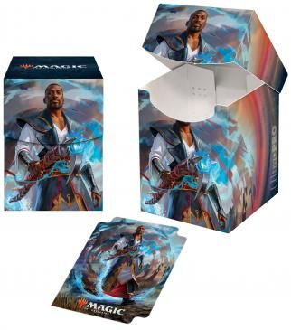 Ultra Pro Pro 100+ Deck Box Magic the Gathering Core Set 2021 Teferi (18366)