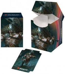 Ultra Pro Pro 100+ Deck Box Magic the Gathering Core Set 2021 Garruk (18369)