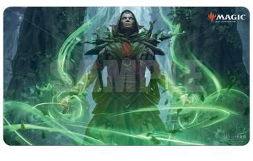 Ultra Pro Playmat Magic the Gathering Core Set 2021 Llanowar Visionary (18372)