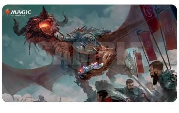 Ultra Pro Playmat Magic the Gathering Core Set 2021 Traitorous Greed (18373)