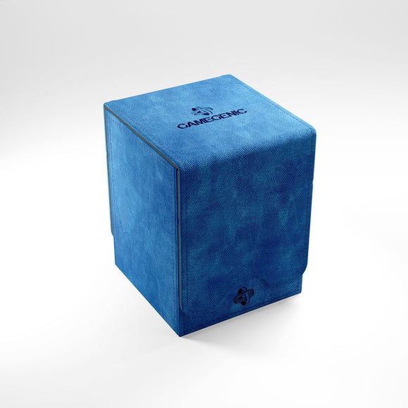 Gamegenic 100+ Squire Convertible Deck Box Blue