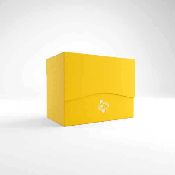 Gamegenic 80+ Side Holder Deck Box Yellow