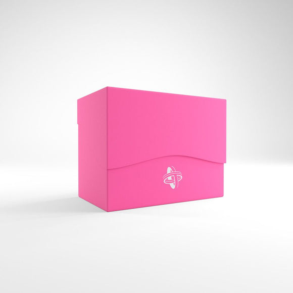 Gamegenic 80+ Side Holder Deck Box Pink