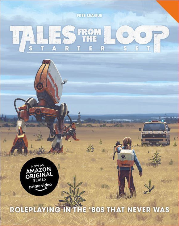 Tales from the Loop RPG: Start